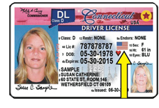 Connecticut promotes veteran designation of driver's licenses