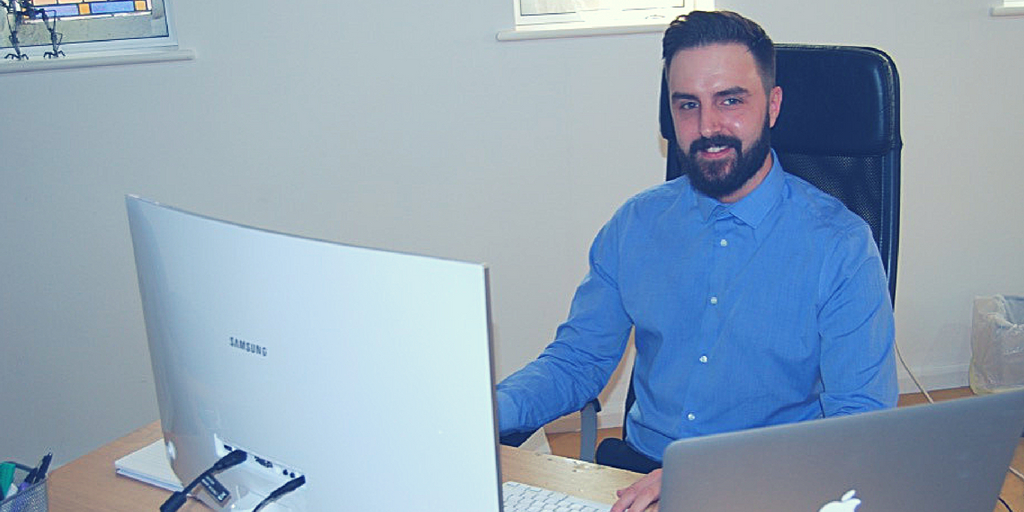 Say hello to our new Digital Marketing Executive Matthew