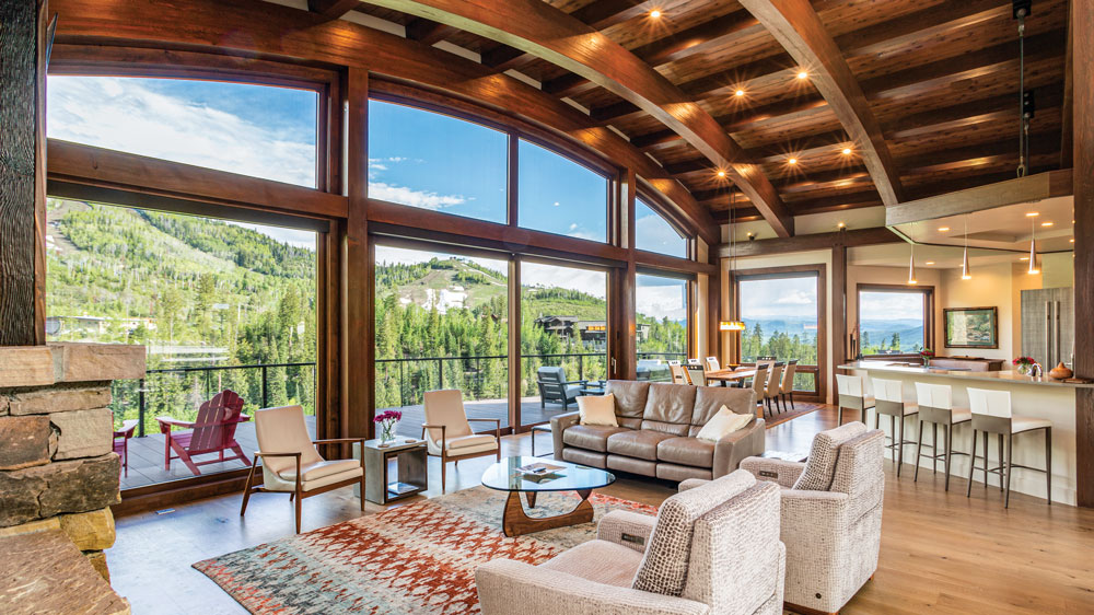 A Dreamboat of a Home in Colorado's High Country