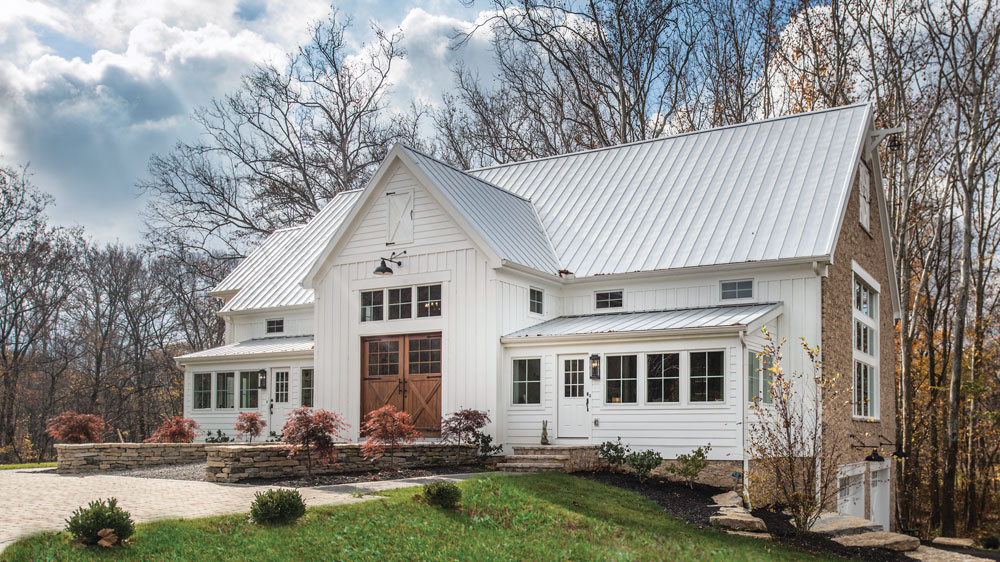 This Ohio Home Proves Just How Sophisticated Barns Can Be