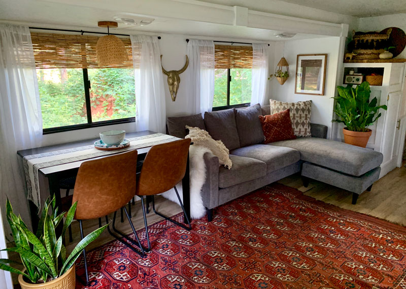 Tour This Hip Tiny Home on Wheels