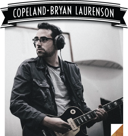 Copeland - Bryan Laurenson