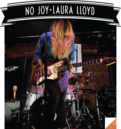 No Joy - Laura Lloyd