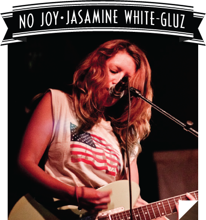 No Joy - Jasamine White-Gluz