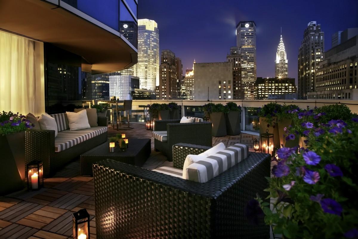 Sofitel new york prestige terrace suite for 15683 new park terrace