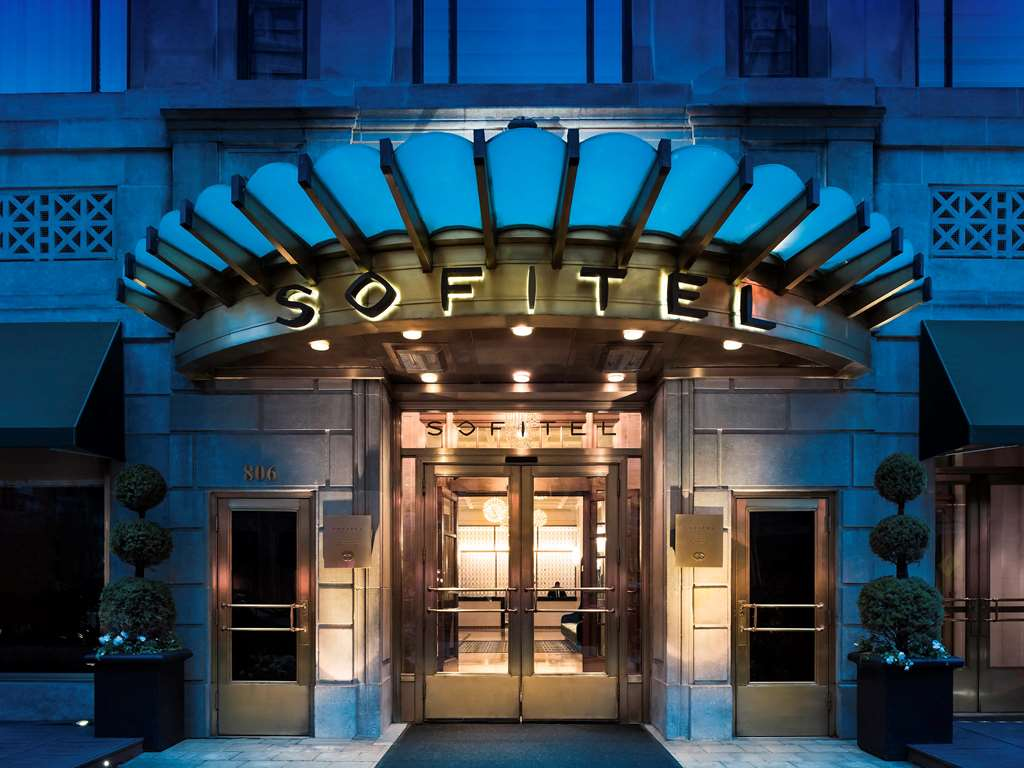 Sofitel Washington Dc Lafayette Square Be Our Guest