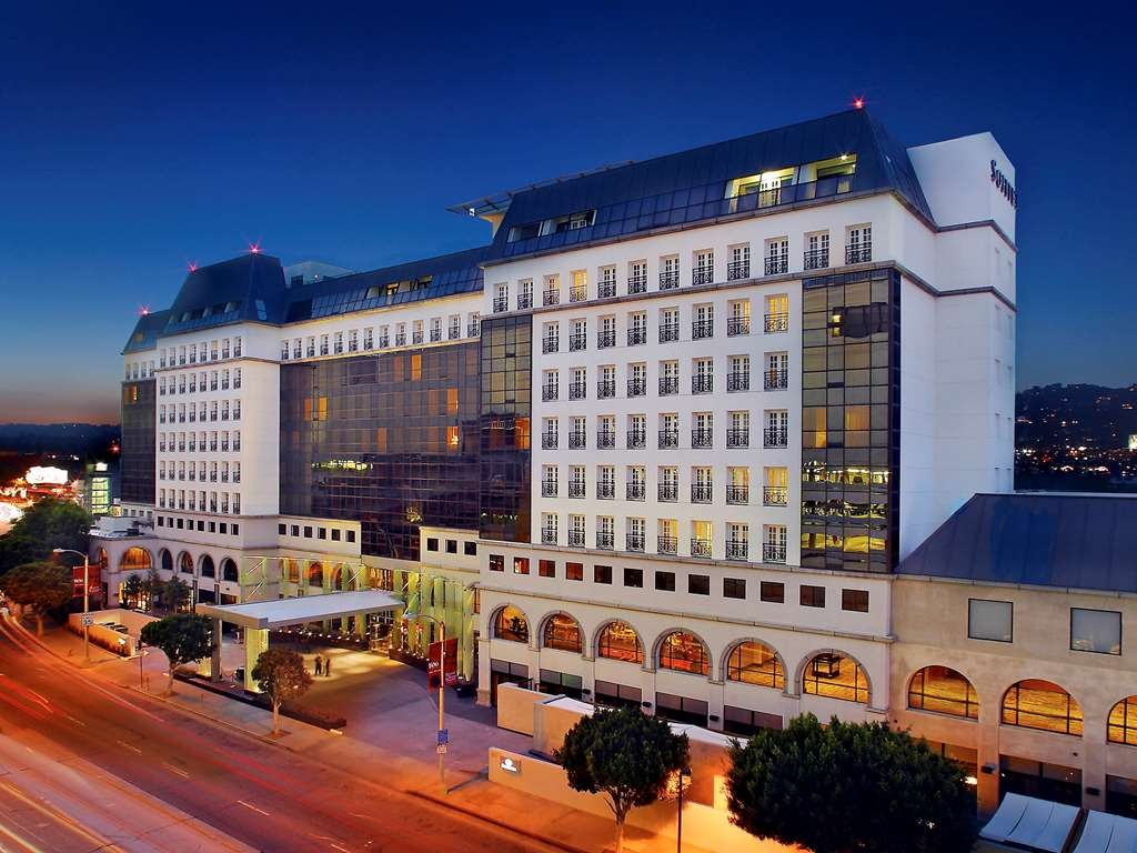 Sofitel Los Angeles at Beverly Hills Be our guest