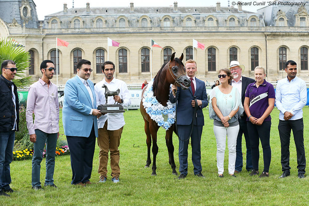 Chantilly World Cup 2016