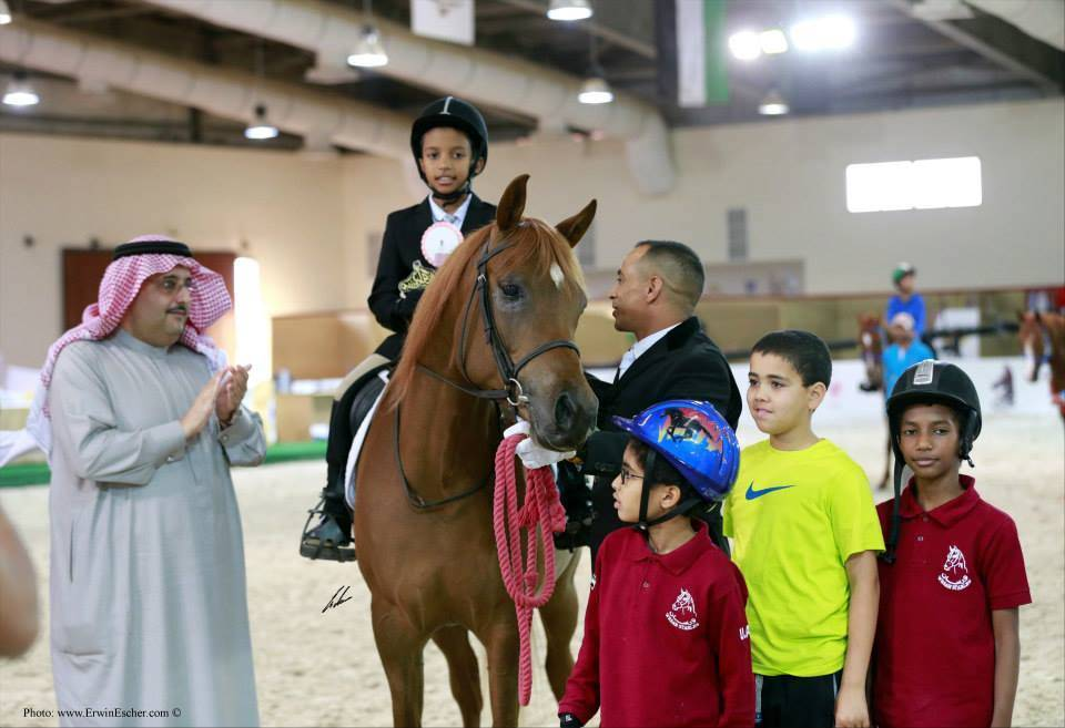 AHO Breeders' Championship Arab Countries, Boutheib, UAE