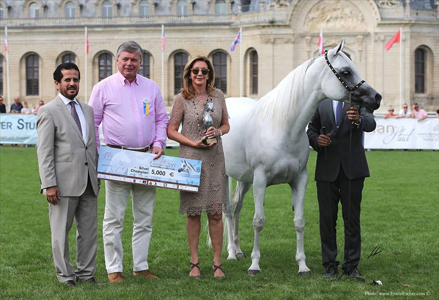 Chantilly 2015