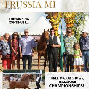 Prussia MI wins in Menton