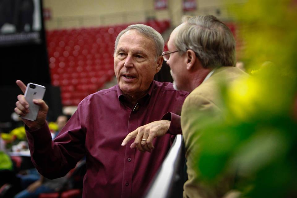 Bob North and Bob Boggs