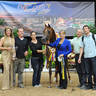 AHBA Futurity Two Year Old Fillies ATH Silver Champion - JP Extreme Obsession