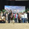 ABWC Senior Stallion Supreme Gold Champion - Eden C
