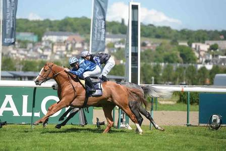 Racing: The President ofthe UAE Cup at Deauville