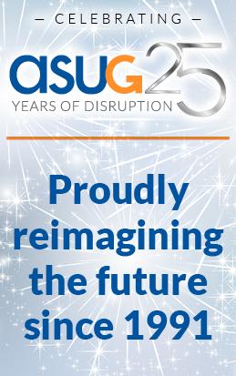 ASUG Celebrating 25 Years