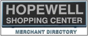 Hopewell Shopping Center banner april 2016