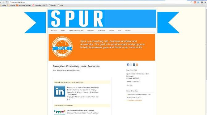 Spur screenshot