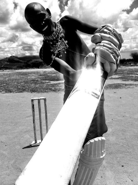 Smashing through boundaries. . . 'Batting' for women's rights & 'bowling out' AIDS