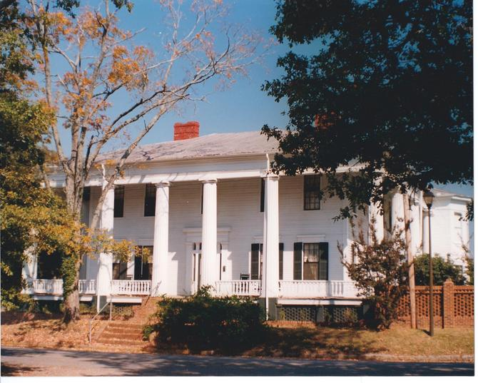 The Bronson House, Headquarters, Eatonton-Putnam County Historical Society, Inc.