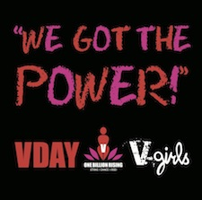 Celebrate Girls Empowerment for V-Day