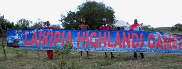 Maasai cricket warriors attends 4th Laikipia highlands peace sports