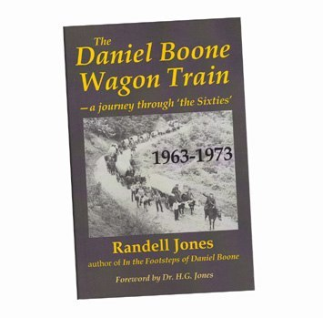 Wagon train book