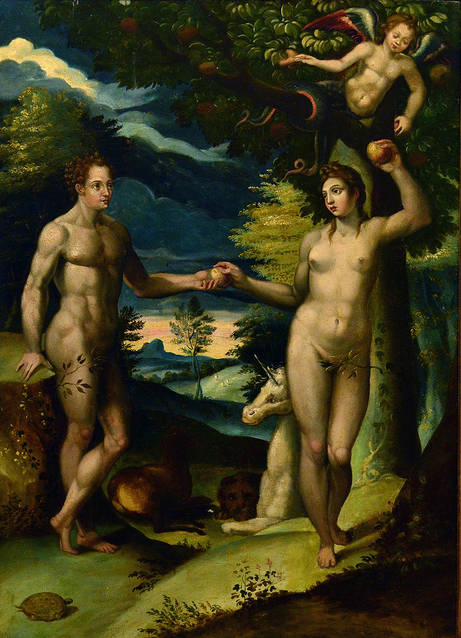 "The NAC's ""Adam and Eve"""