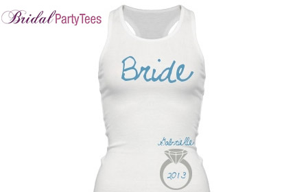Ring and Date Tank Top