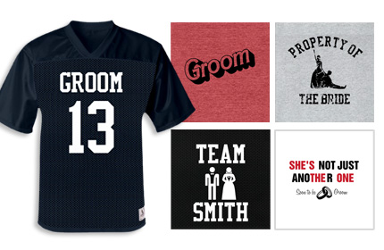 Groom Shirts Preview