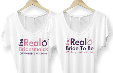 The Real Bride Shirts -Thumbnail