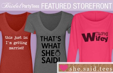 She Said Tess Storefront
