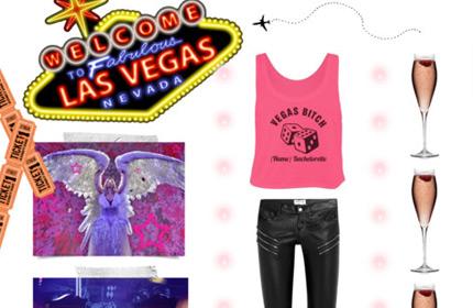 Vegas Bachelorette Party Shirts