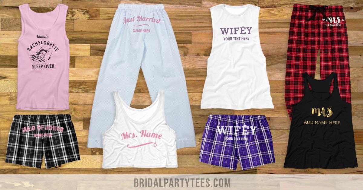 Bride PJs