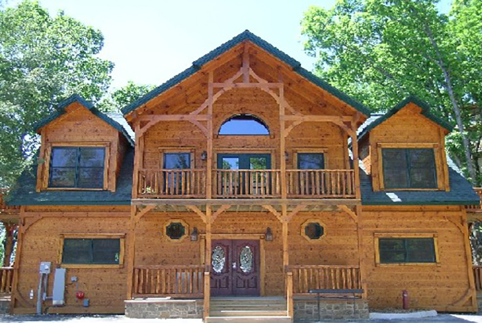 7 Br Family Cabins In Gatlinburg Pigeon Forge Tn