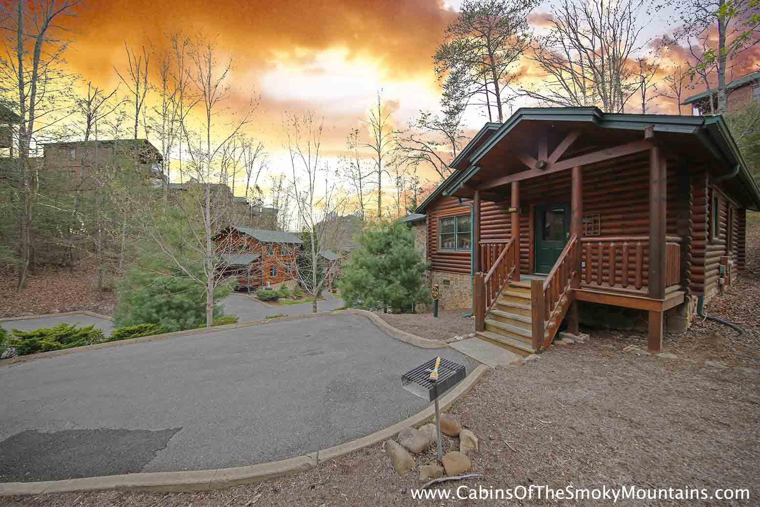 One bedroom cabins in gatlinburg pigeon forge tn for 8 bedroom cabins in gatlinburg