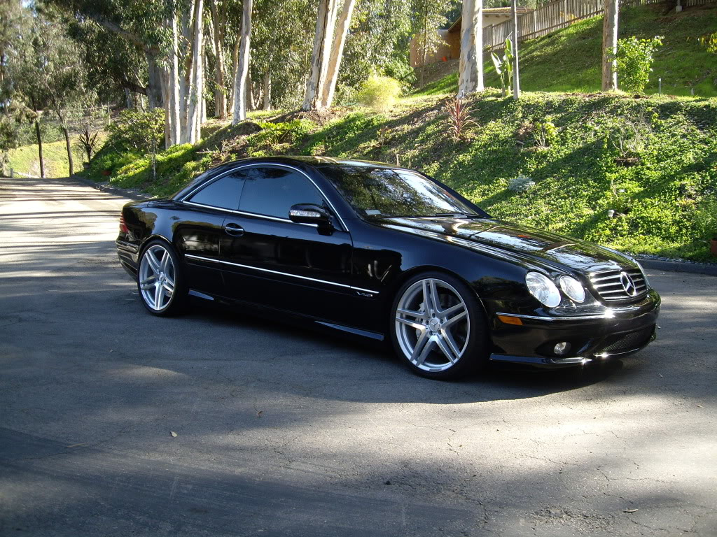 2002 mercedes benz cl600