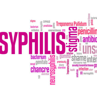 How Cases of Syphilis Have Risen 20 Percent in One Year