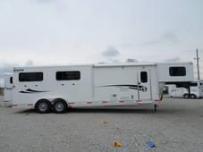 S2506 Getaway 4 Horse Living Quarter with Escape Door