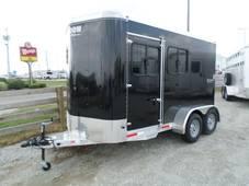 S2565 2 Horse Stablemate Escape Door BLACK