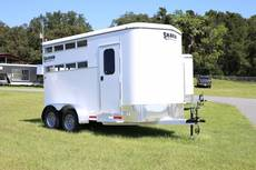 S3203 Shadow 2 Horse Stock Sided Stablemate