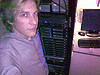 Mevio Dev Server Rack
