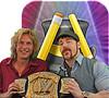 AC and WWE Champ Sheamus