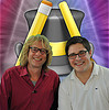 Rich Sommer visits the Big APp Show HQ