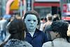 Blue scare