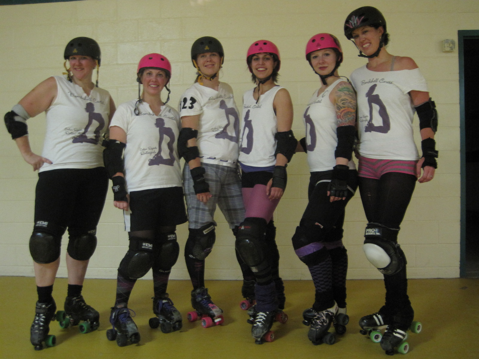 this roller derby