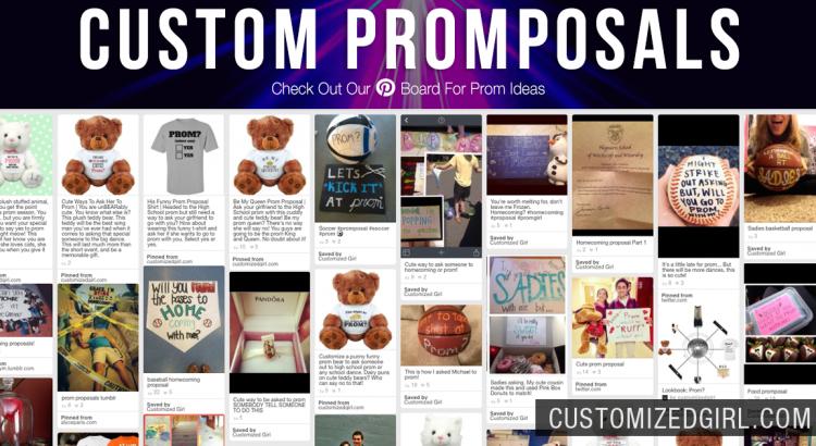 Promposal Ideas On Pinterest
