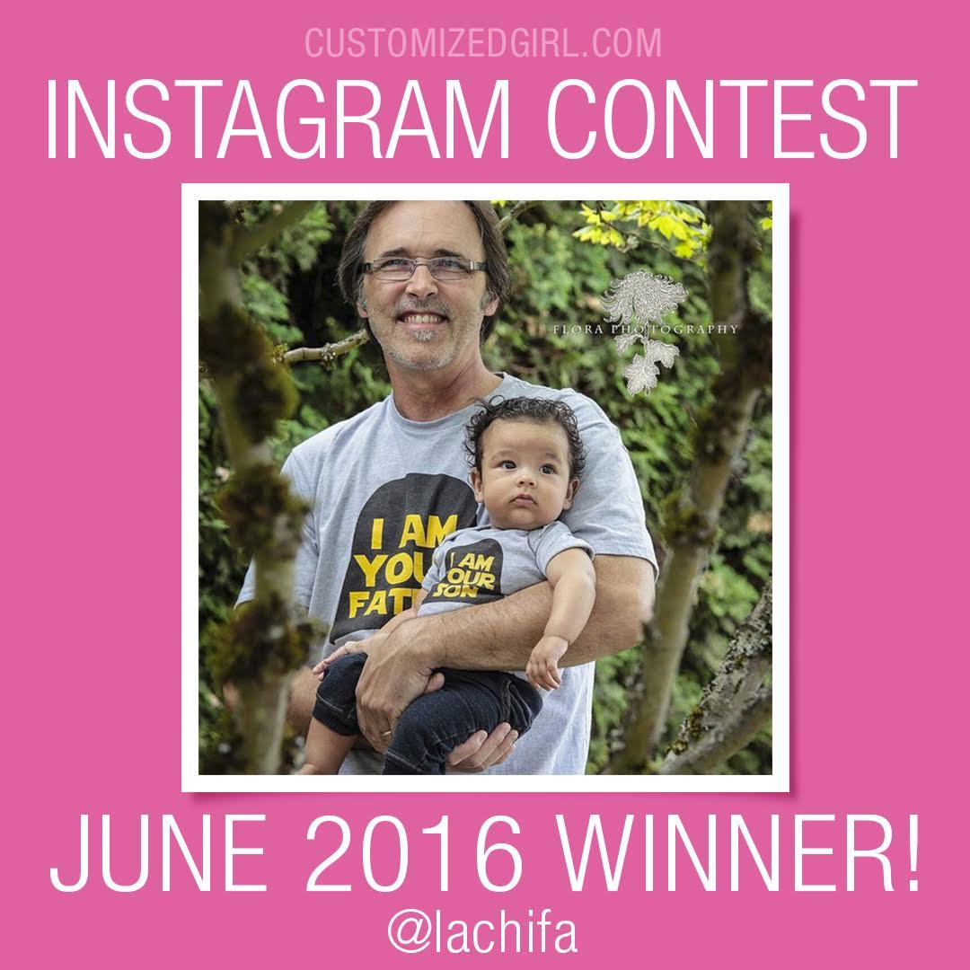 Instagram Selfie Contest