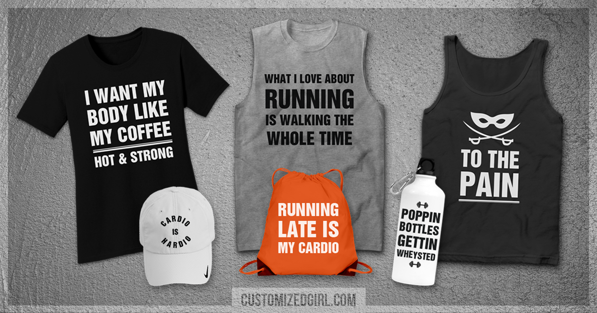 Funny Workout Shirts