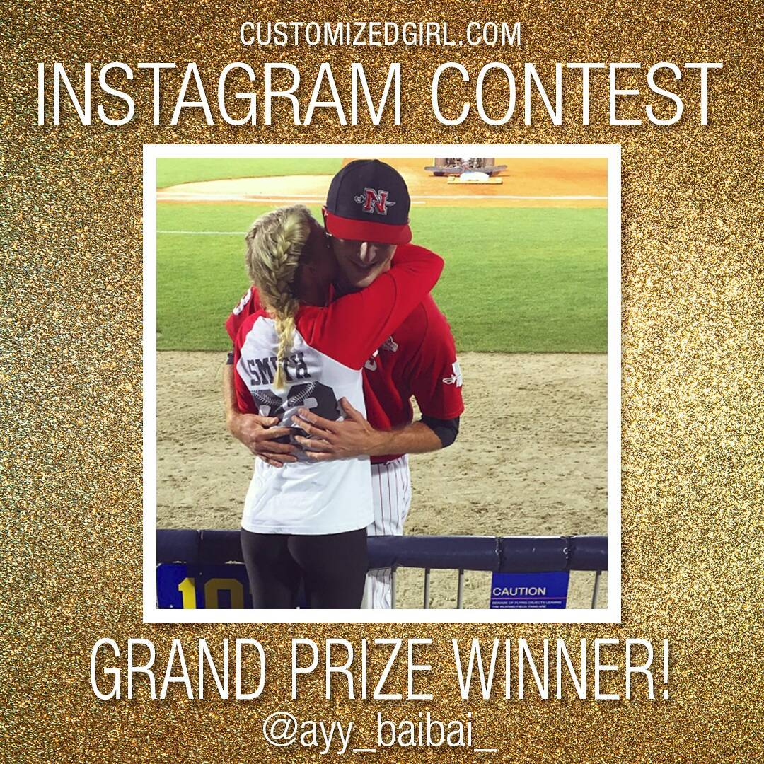 2016 Instagram Selfie Grand Prize Winner